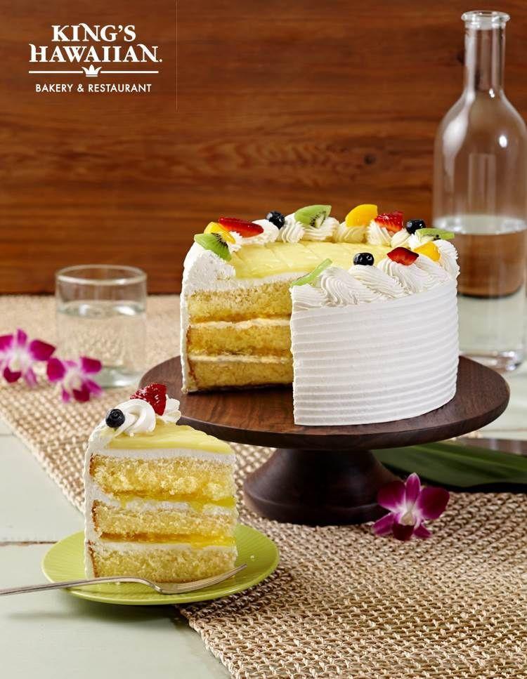 Kings Hawaiian Wedding Cakes  King s Hawaiian Pineapple Tres Leches cake dessert