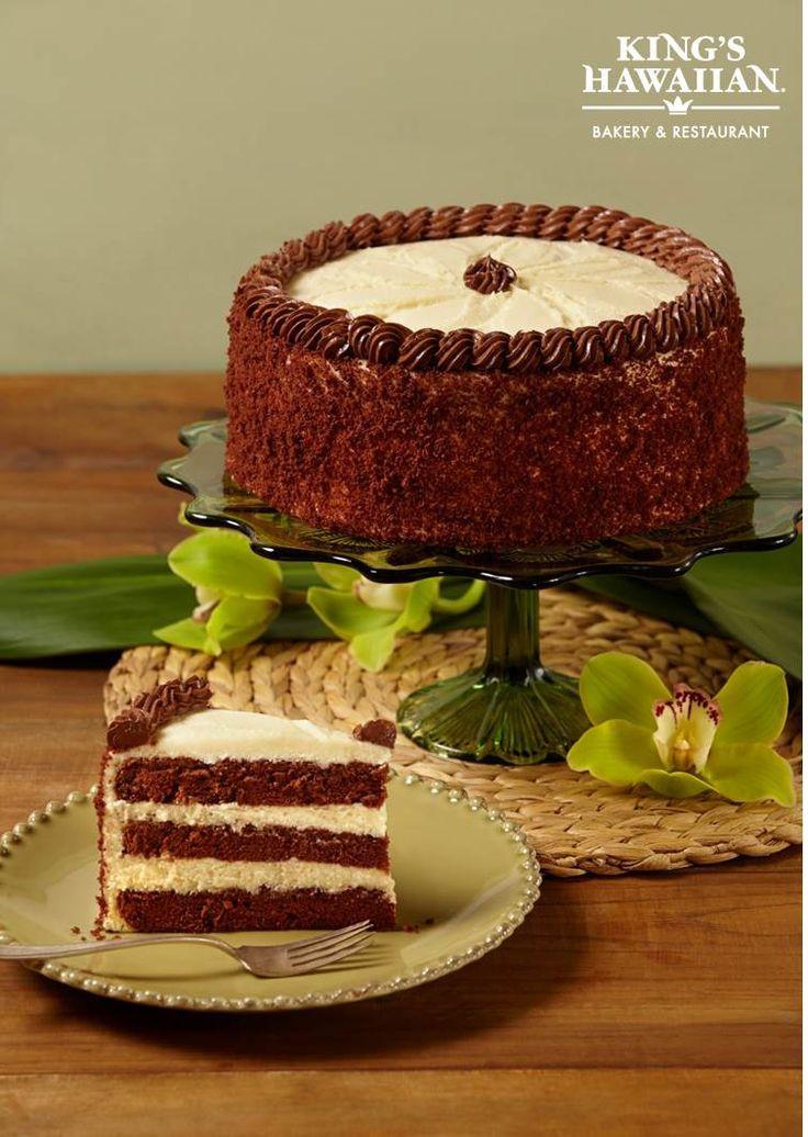 Kings Hawaiian Wedding Cakes  King s Hawaiian Wonder Cake chocolate butterscotch