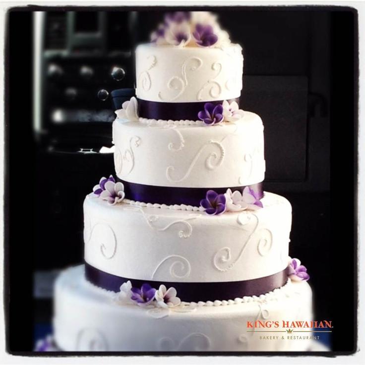 Kings Hawaiian Wedding Cakes  King s Hawaiian wedding cake King s Hawaiian Bakery