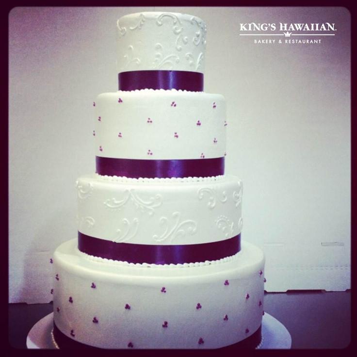 Kings Hawaiian Wedding Cakes  King s Hawaiian wedding cake Torrance CA
