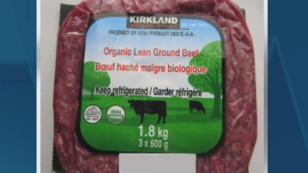 Kirkland Organic Ground Beef  E coli concerns prompt Costco organic beef recall