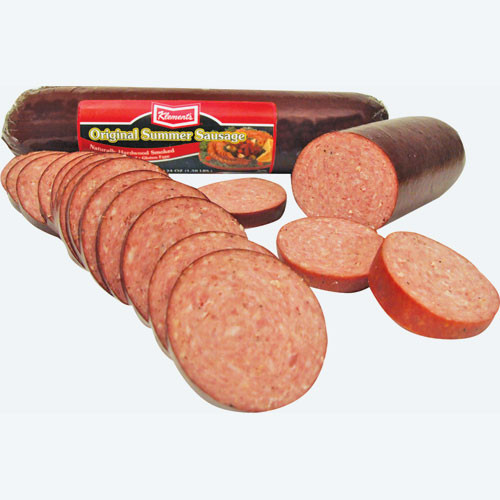 Klements Beef Summer Sausage  Grocery