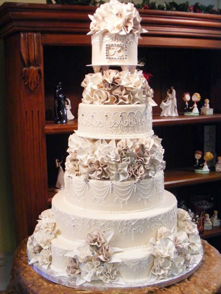 Konditor Meister Wedding Cakes  Konditor Meister Elegant Wedding Cakes Wedding Cake Cake