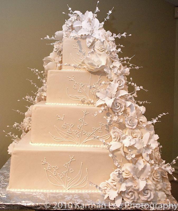 Konditor Meister Wedding Cakes  Konditor Meister Wedding Cake Tasting Braintree MA