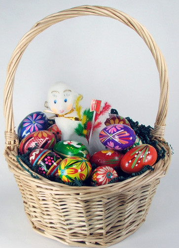 Lamb Easter Basket  Easter Food Utica NY