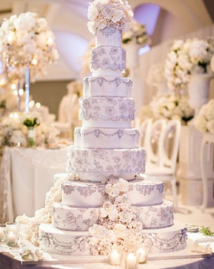 Large Wedding Cakes  Help With Wedding Cake CakeCentral