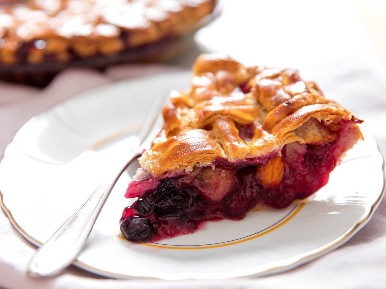 Late Summer Desserts  Late Summer Mixed Fruit Pie Recipe