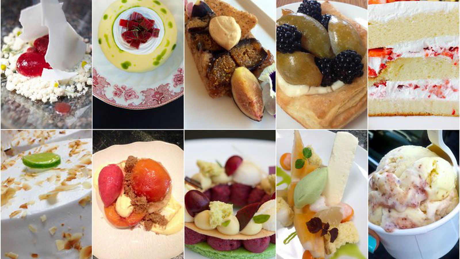Late Summer Desserts  10 Desserts to Fend off Summertime Sadness Eater LA