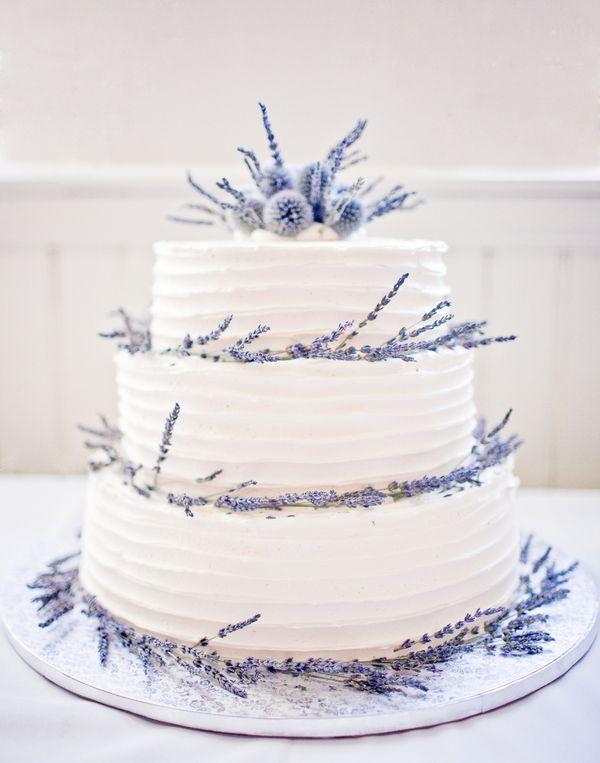Lavender Wedding Cakes  Wedding Cake Wednesday Lavender Cakes