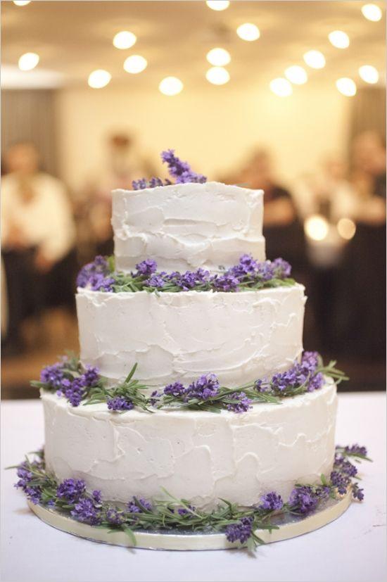Lavender Wedding Cakes Pictures  Wedding Cake Wednesday Lavender Cakes
