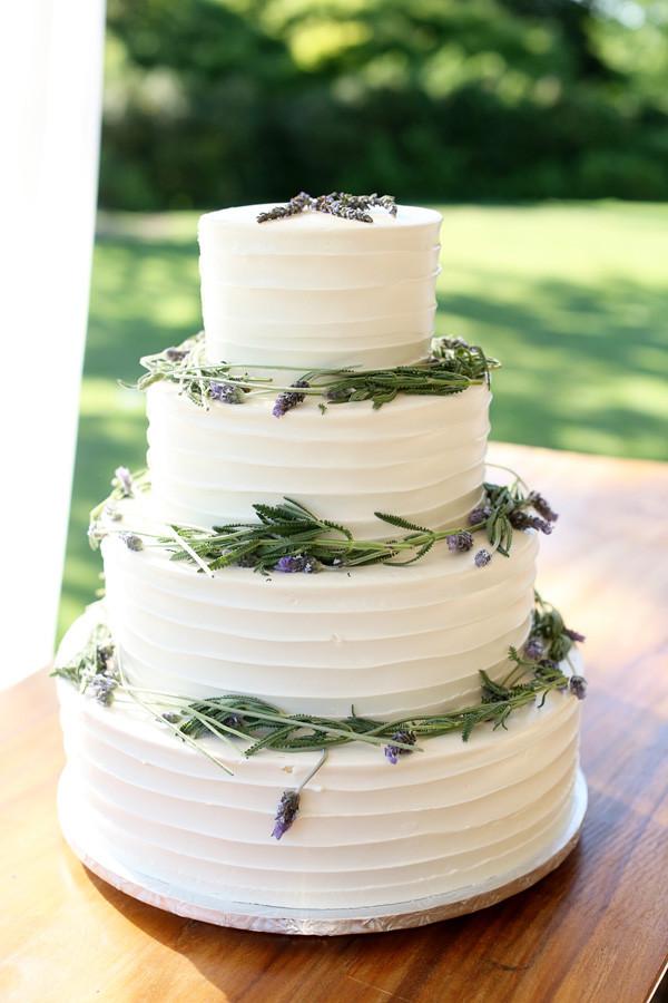 Lavender Wedding Cakes  Save