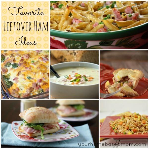 Leftover Easter Ham Recipe  Leftover Ham Recipes