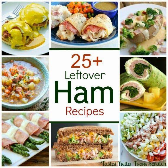 Leftover Easter Ham Recipe  25 Delicious Leftover Ham Recipes