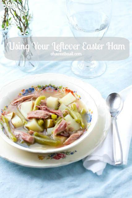 Leftover Easter Ham Recipe  Ham Hock Soup Recipe