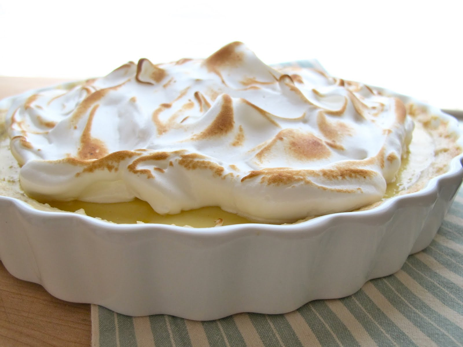 Lemon Easter Desserts  Jenny Steffens Hobick Easter Lemon Meringue Pie