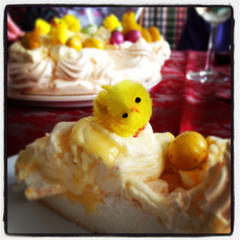 Lemon Easter Desserts  Easter lemon dessert Food and Drink Pinterest
