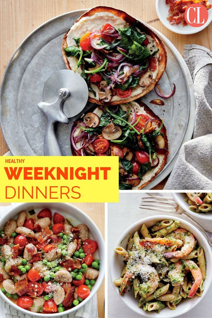 Light And Healthy Dinners  Your New Essential Weeknight Recipes