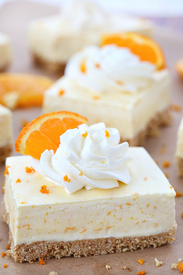Light Desserts For Summer  12 Summer Desserts That Will Light Up Your Life 2 First