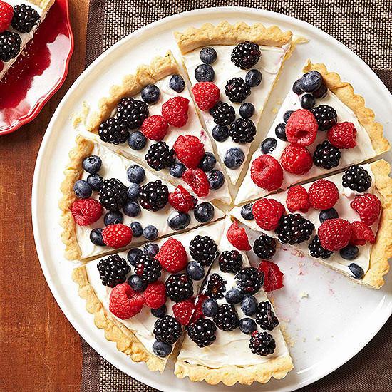 Light Desserts For Summer  Healthy Summer Desserts Light and Tasty Recipes