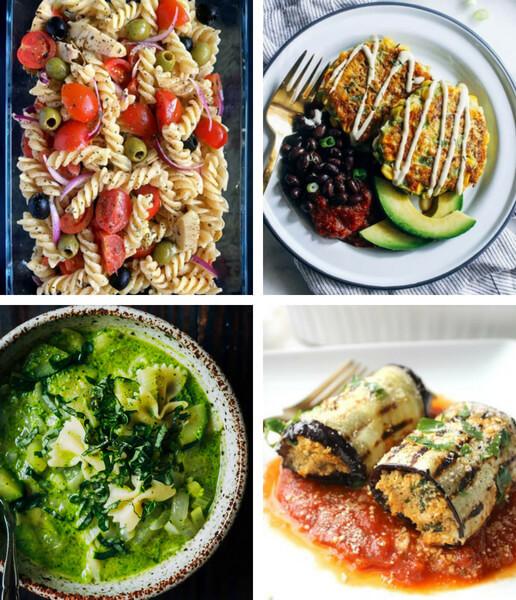Light Dinner Ideas For Summer  21 Light Vegan Summer Dinner Recipes for Hot Days