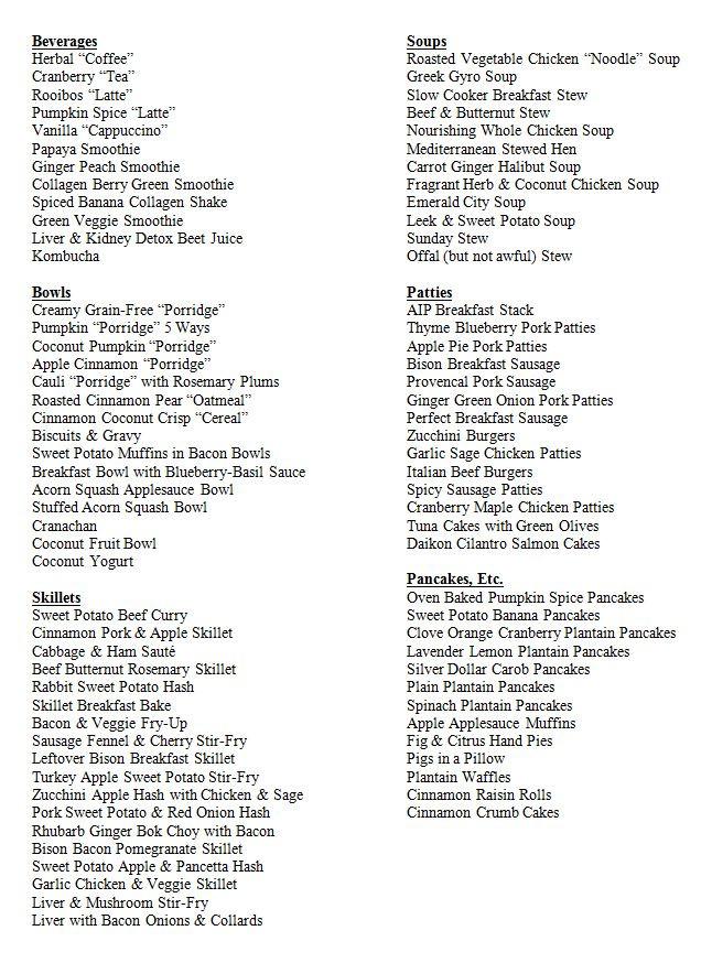List Of Healthy Breakfast  Breakfast Foods List to Pin on Pinterest PinsDaddy