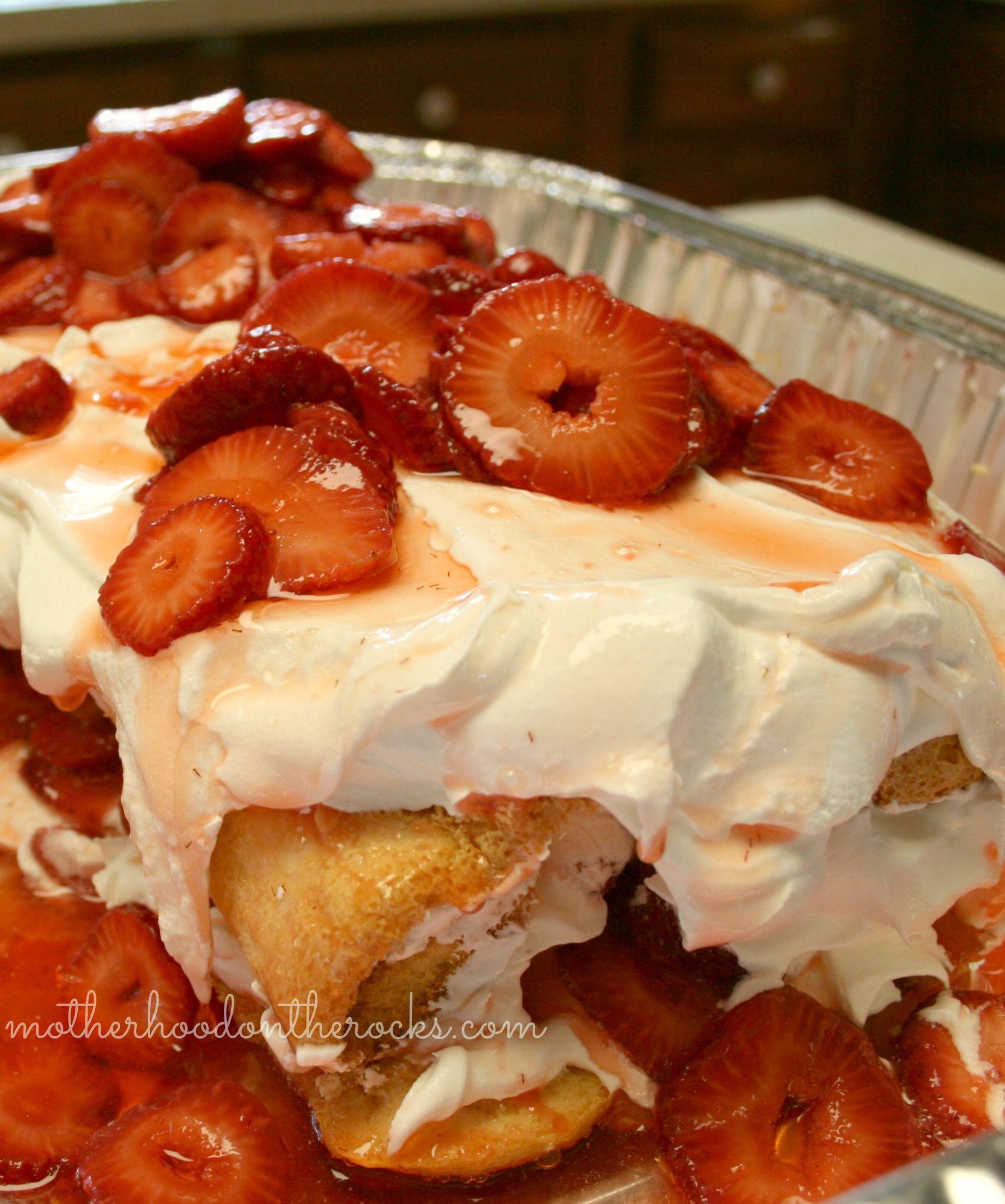 Lite Summer Desserts  25 bästa Light summer desserts idéerna på Pinterest