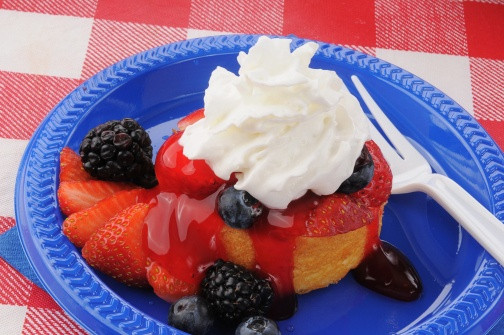 Lite Summer Desserts  1000 images about Memorial Day Party Ideas on Pinterest
