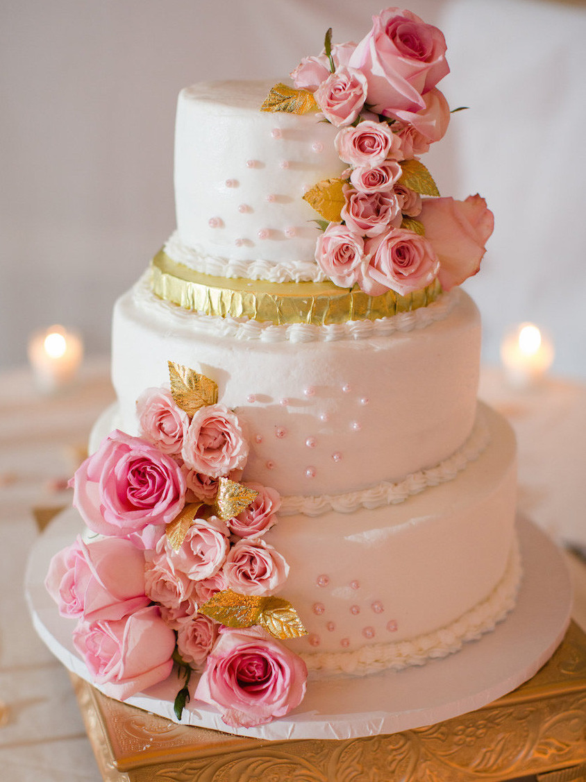 Little Wedding Cakes  Wedding Cake Ideas Small e Two and Three Tier Cakes