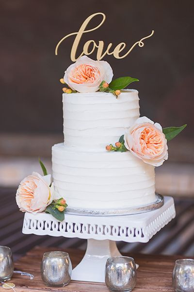 Little Wedding Cakes  25 best ideas about Small wedding cakes on Pinterest