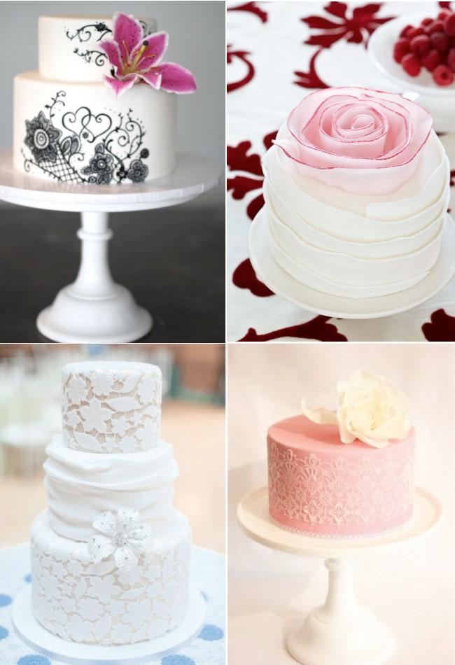 Little Wedding Cakes  Amazing Wedding Cake Weddings By Lilly