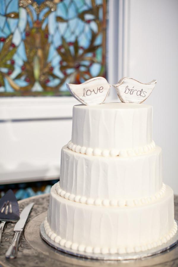 Love Birds Wedding Cakes  Love Birds wedding cake precious