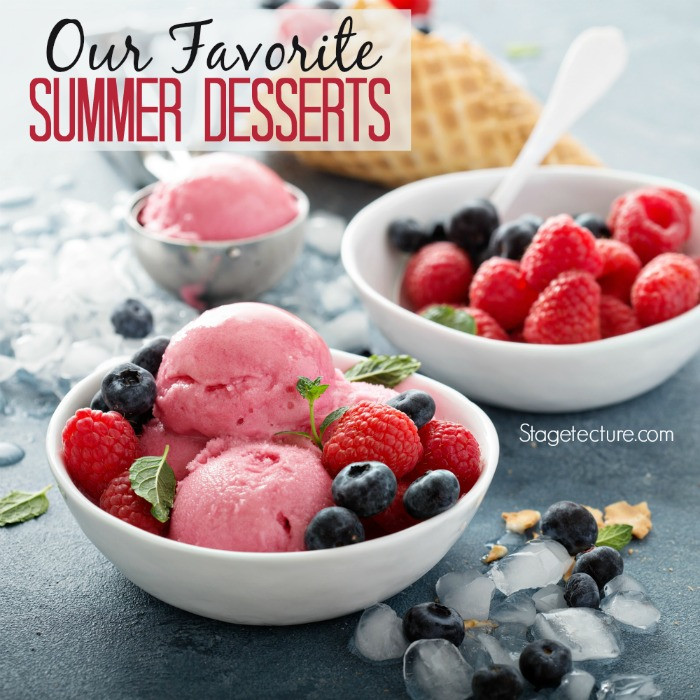 Low Calorie Summer Desserts  Our Best Desserts to Enjoy this Summer