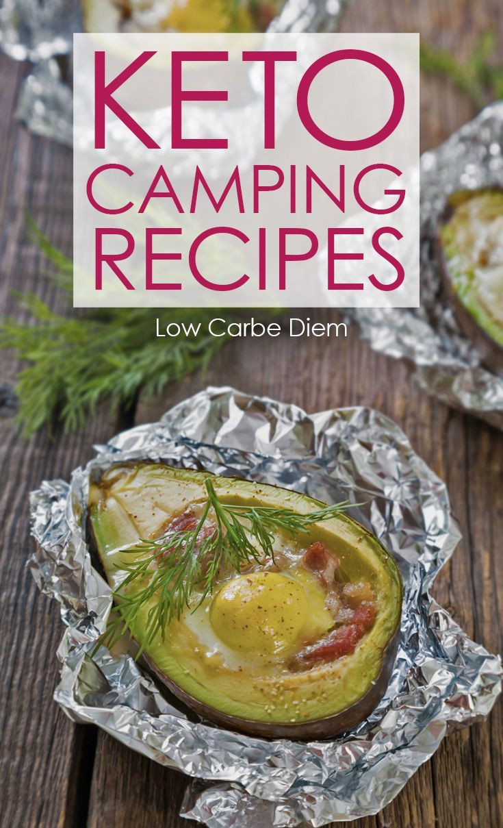 Low Carb Camping Recipes  25 best Keto Travel Tips and Recipes images on Pinterest