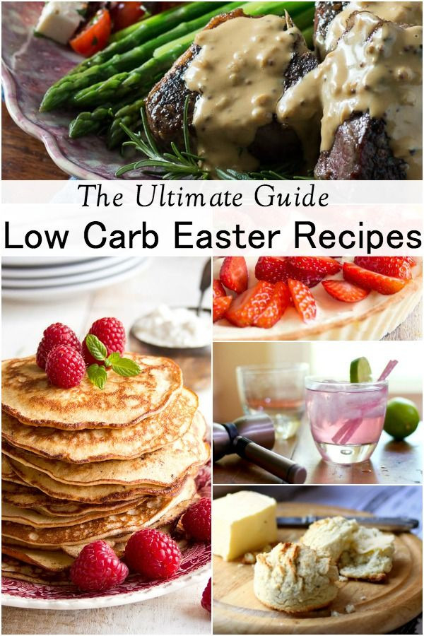 Low Carb Easter Desserts  Low Carb Easter Recipes The Ultimate Guide