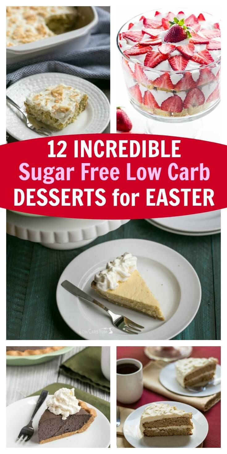 Low Carb Easter Desserts  8695 best images about Low Carb Keto on Pinterest