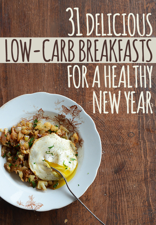 Low Carb Healthy Breakfast  BuzzFeed Food • 31 Delicious Low Carb Breakfasts For A