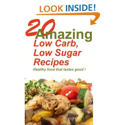 Low Carb Heart Healthy Recipes  17 Best images about Low Carbs Low Sugar Recipes on