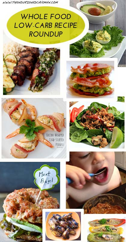 Low Carb Heart Healthy Recipes  A Round up of Healthy Whole Food Low Carb Recipes The