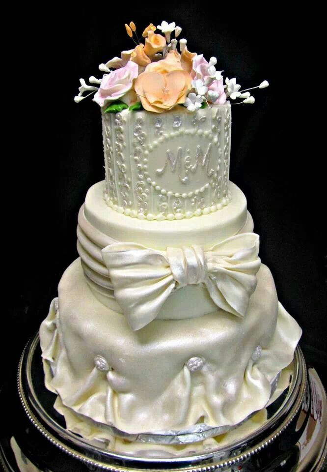 Lowes Foods Wedding Cakes  Wedding cake Backyard ideas Pinterest