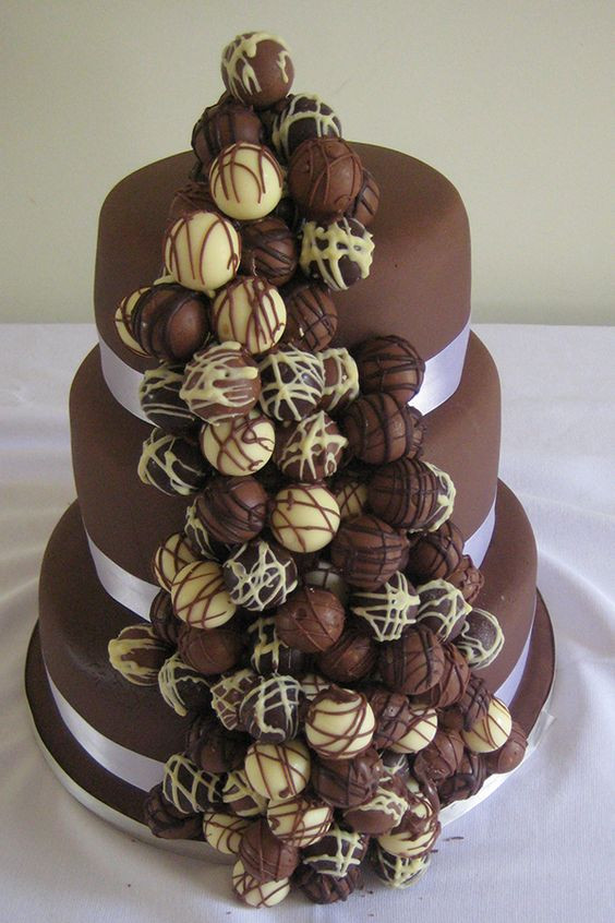 Lowes Foods Wedding Cakes  3 Tier Chocolate Cake Lowes of Cakes FOOD