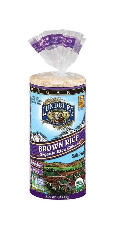 Lundberg Organic Wild Rice  Buy Lundberg Organic Wild Rice Cakes at Well