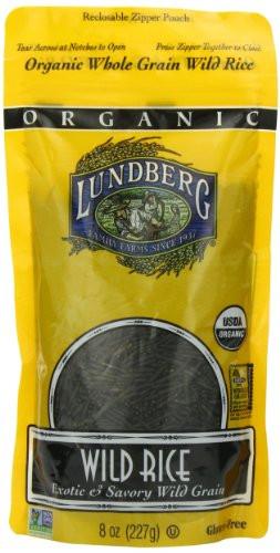 Lundberg Organic Wild Rice  Lundberg Organic Wild Rice 8 Ounce in the UAE See prices