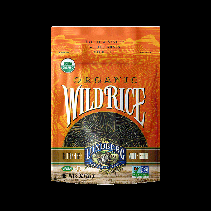Lundberg Organic Wild Rice  ORGANIC WILD RICE