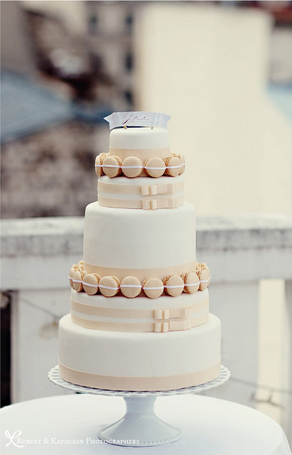 Macaroon Wedding Cakes  Debbie s Delights Are the French Macaroon the new Wedding