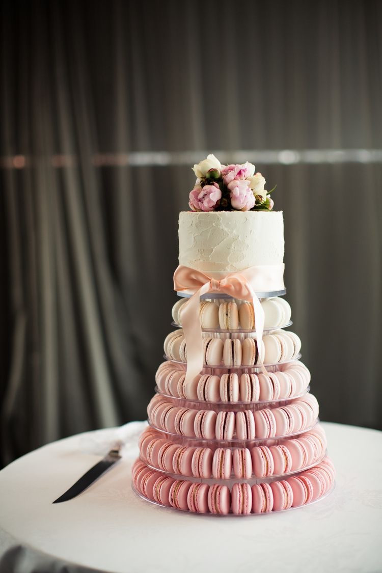 Macaroon Wedding Cakes  A Macaroon Wedding Theme Arabia Weddings