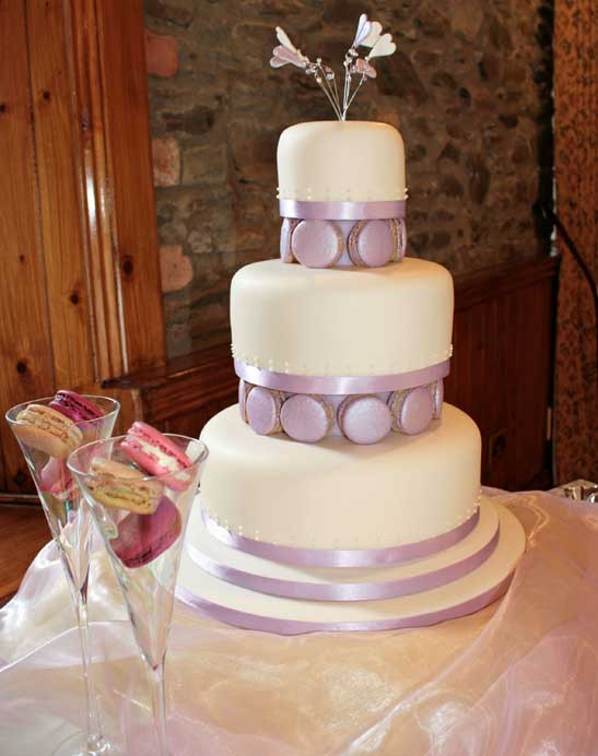 Macaroon Wedding Cakes  All About Wedding Cake French Macaroon Wedding Cake