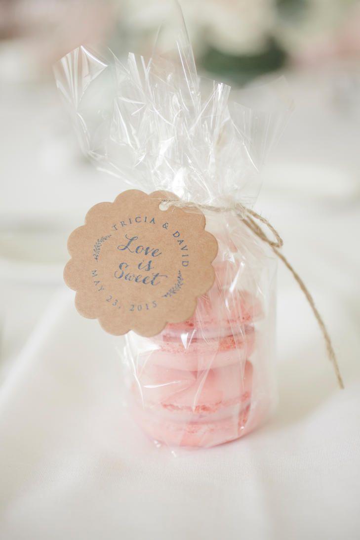 Macaroons Wedding Favors  Best 20 Macaron favors ideas on Pinterest