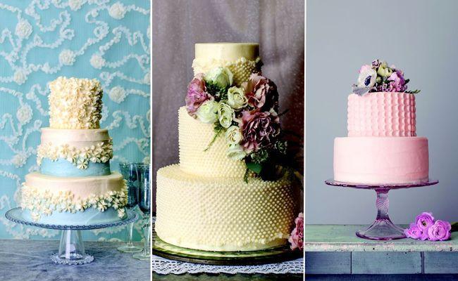 Magnolia Bakery Wedding Cakes  Magnolia Bakery's New Wedding Cakes Are Ridiculously Pretty