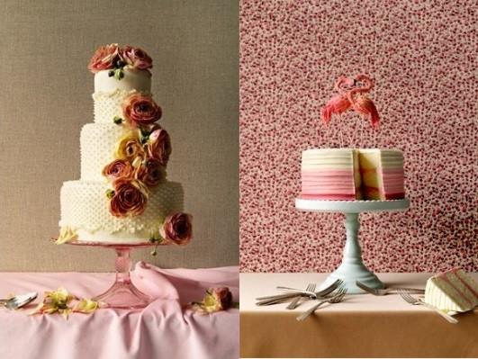 Magnolia Bakery Wedding Cakes  Sweet Union – Magnolia Bakery and BHLDN