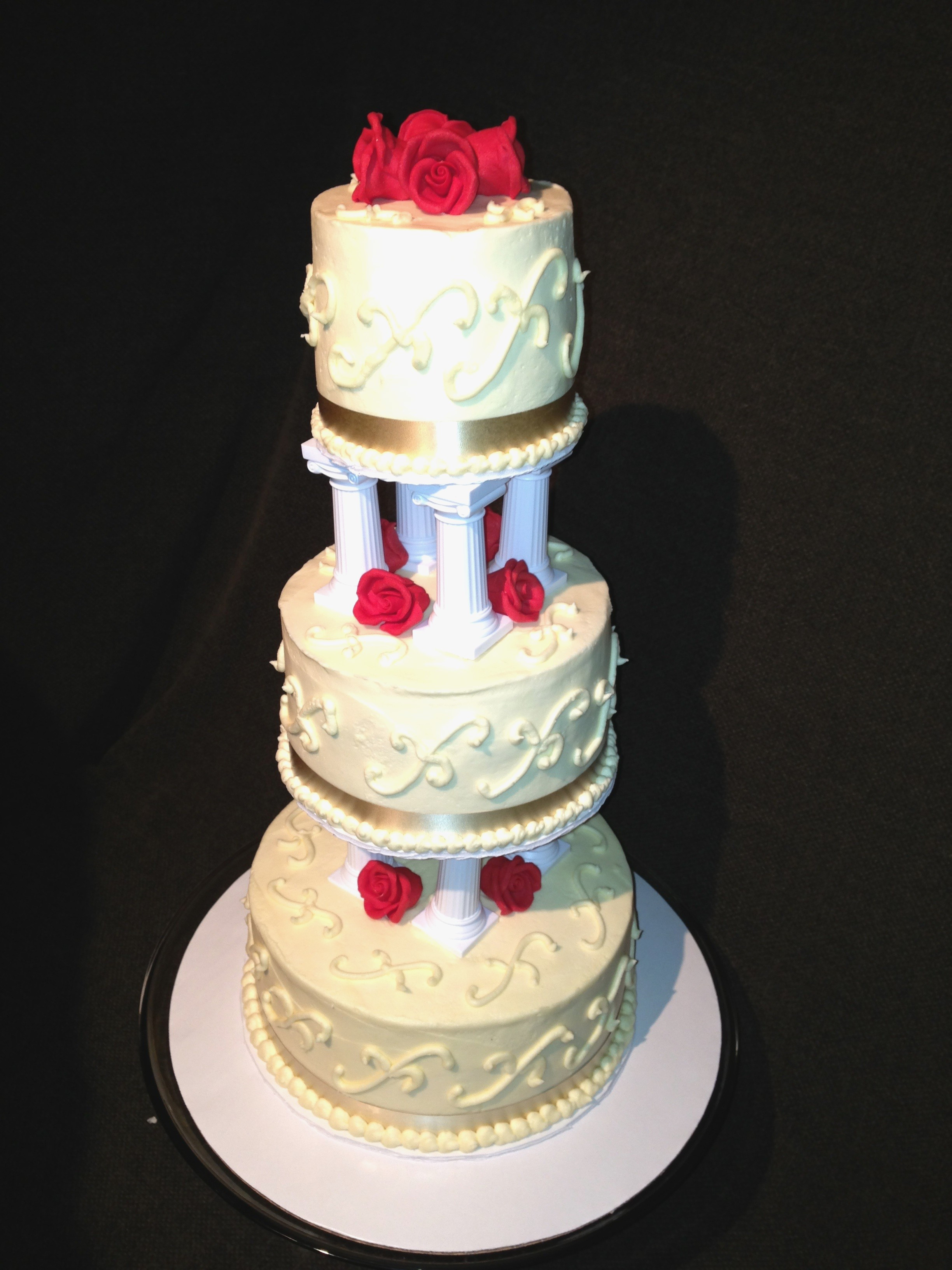 Mail Order Wedding Cakes  Free Wedding Cake Catalogs